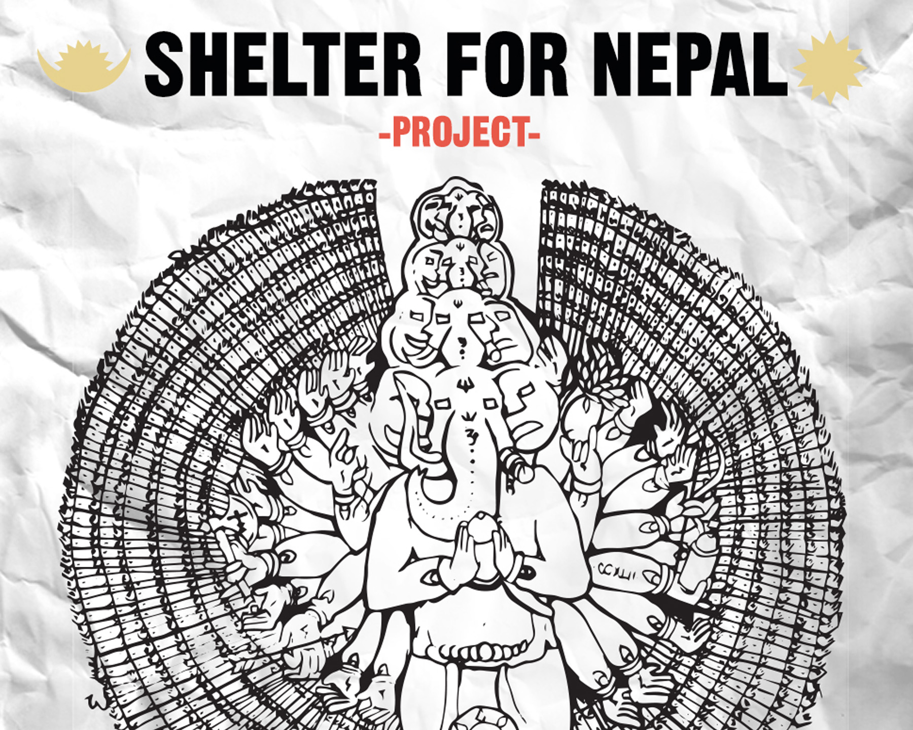 featured shelter for nepal project