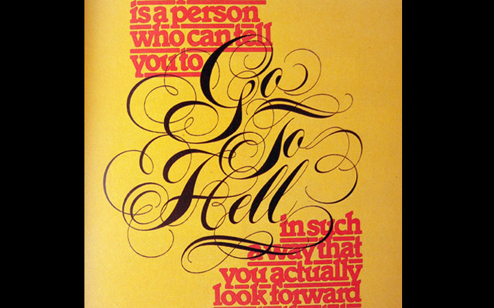 typography tuesday featuring lubalin design